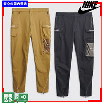 Nike Unisex Street Style Collaboration Plain Joggers & Sweatpants
