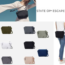 State of Escape Casual Style Shoulder Bags