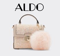ALDO Casual Style Faux Fur 2WAY Party Style Elegant Style