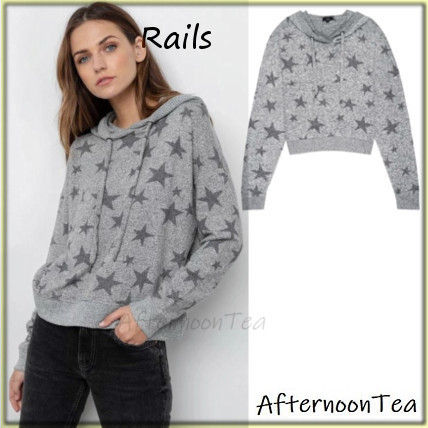 Star Blended Fabrics Long Sleeves Handmade