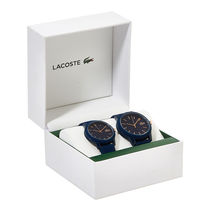 LACOSTE Unisex Quartz Watches Analog Watches