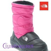THE NORTH FACE Nuptse Unisex Petit Kids Girl Boots