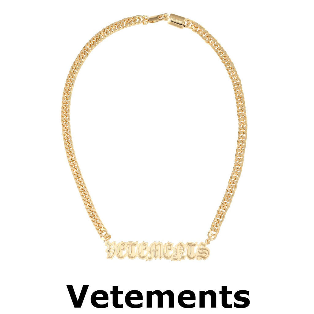 shop vetements jewelry