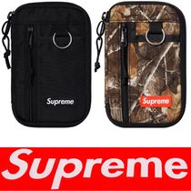 Supreme Unisex Street Style Wallets & Card Holders
