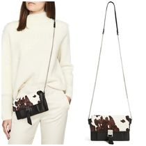 REISS Casual Style Elegant Style Shoulder Bags
