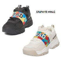 Man G Unisex Collaboration Low-Top Sneakers