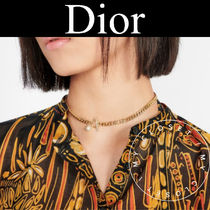 Christian Dior DIOREVOLUTION Casual Style Street Style Handmade Party Style With Jewels