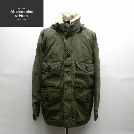 abercrombie jackets