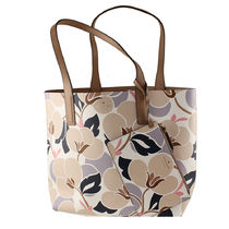 kate spade new york Flower Patterns Plain Office Style Totes