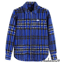 Ron Herman Short Gingham Glen Patterns Other Check Patterns Unisex Wool