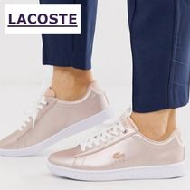 LACOSTE Lace-up Low-Top Sneakers