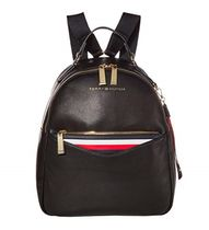 Tommy Hilfiger Casual Style Plain Logo Backpacks