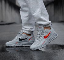 Nike AIR MAX 270 Unisex Street Style Plain Sneakers