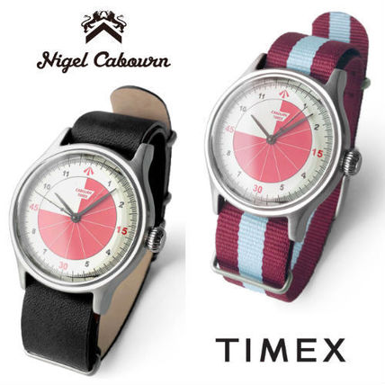 Casual Style Unisex Collaboration Analog Watches
