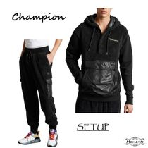 CHAMPION Street Style Co-ord Two-Piece Sets