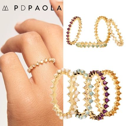 Costume Jewelry Elegant Style Rings