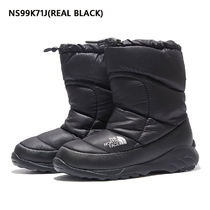 THE NORTH FACE Nuptse Mountain Boots Unisex Plain Logo Outdoor Boots