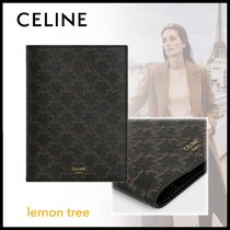 CELINE Triomphe Passport Cases