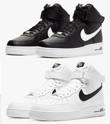 Nike AIR FORCE 1 2019 20AW Unisex Sneakers (CK4369 001, CK4369 100)
