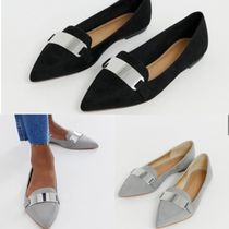 ASOS Street Style Plain Pointed Toe Shoes