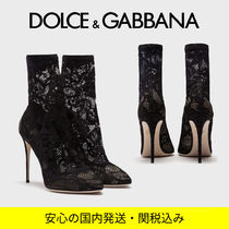 Dolce & Gabbana Pin Heels Party Style Elegant Style Stiletto Pumps & Mules