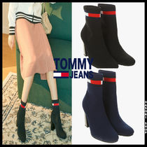 Tommy Hilfiger Street Style Logo Boots Boots