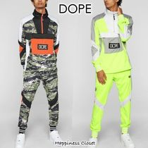 DOPE Unisex Street Style Co-ord Sweats Two-Piece Sets