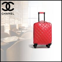 CHANEL 1-3 Days Soft Type Luggage & Travel Bags