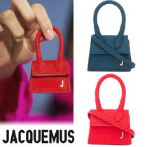 JACQUEMUS Leather Bags