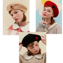 OiOi Unisex Street Style Beret & Hunting Hats
