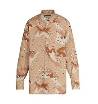 Louis Vuitton MONOGRAM Camo Dna Shirt