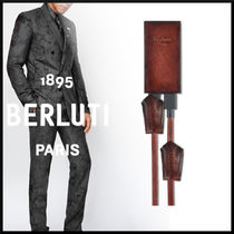 Berluti Plain Leather Watches & Jewelry