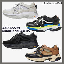 ANDERSSON BELL Unisex Collaboration Sneakers
