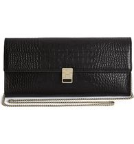 REISS Leather Party Style Elegant Style Formal Style  Clutches