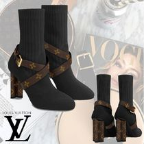 Louis Vuitton Monogram Boots Boots