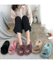 Casual Style Plain Shoes