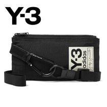Y-3 Plain Wallets & Small Goods