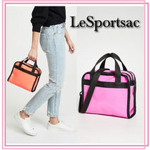 LeSportsac Casual Style Nylon 2WAY Plain Totes