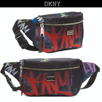 DKNY Casual Style 2WAY Shoulder Bags