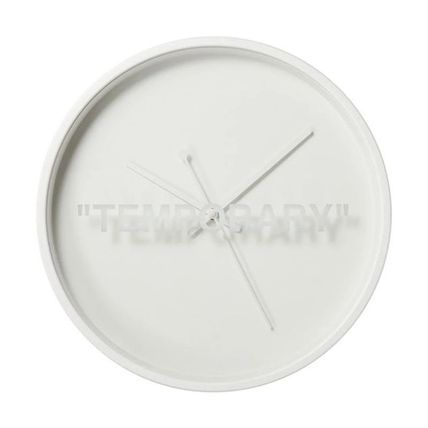 Unisex Street Style Collaboration Clocks