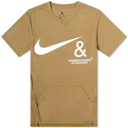 Nike More T-Shirts Street Style Collaboration Short Sleeves Co-ord Logo 8