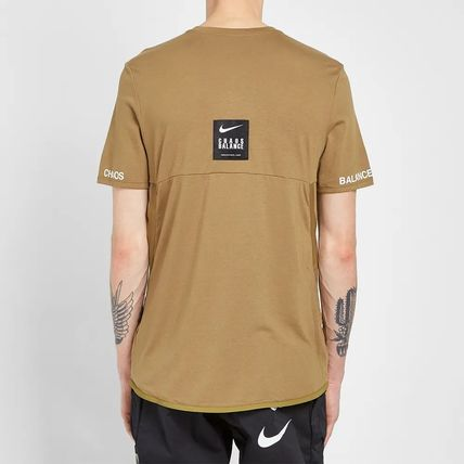 Nike More T-Shirts Street Style Collaboration Short Sleeves Co-ord Logo 12
