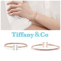 Tiffany & Co Bangles Costume Jewelry Casual Style Blended Fabrics