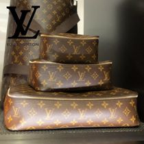 Louis Vuitton MONOGRAM Unisex Blended Fabrics Travel Accessories
