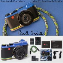 Paul Smith Unisex Blended Fabrics Collaboration Camera, Photo & Video