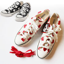 CONVERSE ALL STAR Heart Low-Top Sneakers