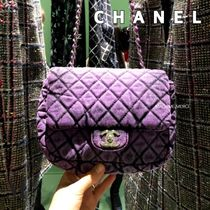 CHANEL Casual Style 2WAY Chain Shoulder Bags