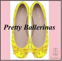 Pretty Ballerinas Ballet Shoes