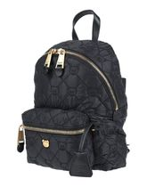 Moschino Plain Other Animal Patterns Backpacks