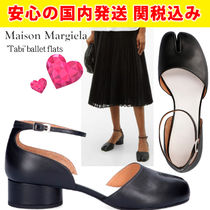 Maison Margiela Tabi Leather Pumps & Mules